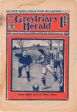 The Greyfriars Herald 2nd series no. 19, 6 March 1920 © Amalgamated Press 1920. Click to download.