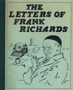 The Letters of Frank Richards