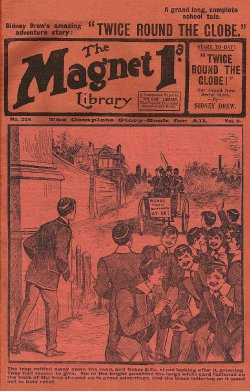 """The Remove Form's Feud"" Magnet 229 by Frank Richards © Amalgamated Press 1912. Click to download."