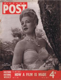 Picture Post Volume 31, No. 6 (11 May 1946) © Hulton Press 1946. Click to download.