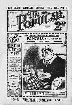 The Popular 2nd series no. 204, 16 December 1922 © Amalgamated Press 1922. Click to download.
